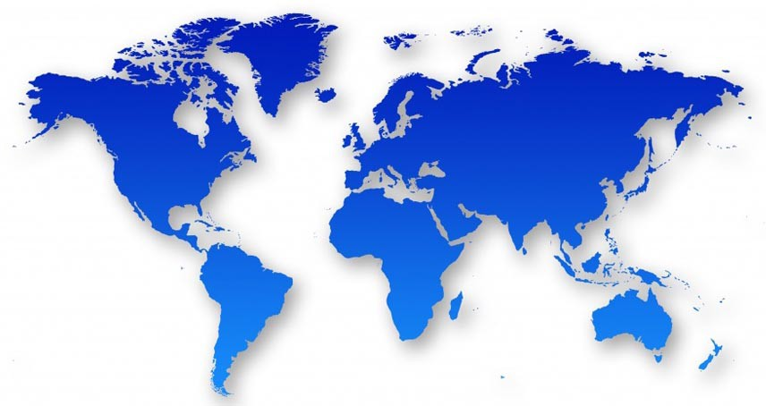 Países que atendemos