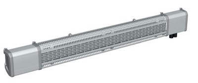 Aluminum Heating Convector for Buses